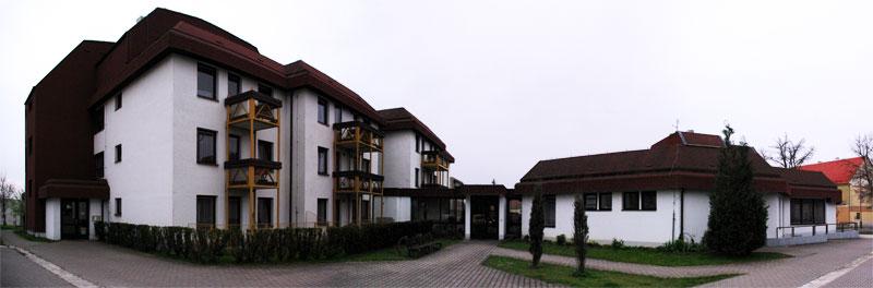 Budova Městského úřadu Litomyšlská 50
