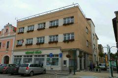 Budova MU