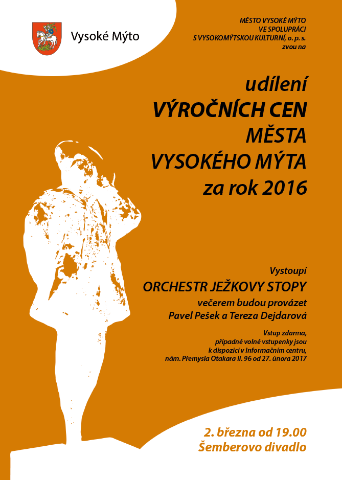 Plakat vyr. ceny za 2016